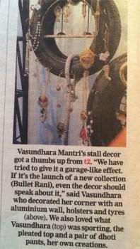 Vasundhara Mantri – Exhibit Design